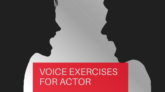 voice exercises for actors