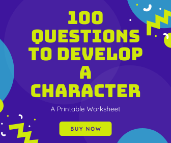Build character worksheet