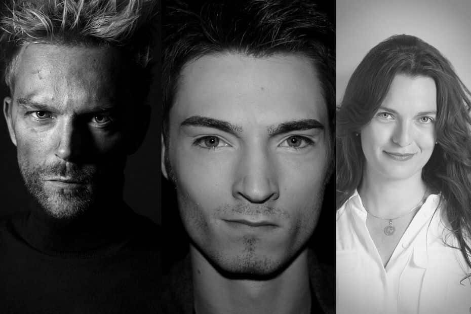 Can Acting Headshots Be Black And White